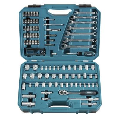 120 dalių rankinių įrankių...
