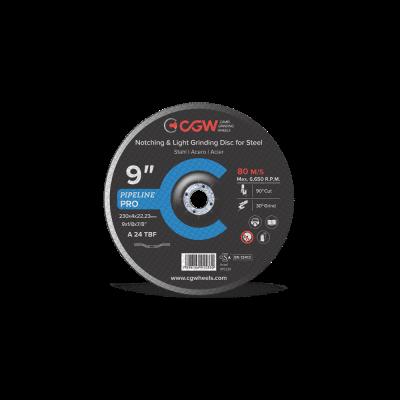 Šlifavimo diskas CGW A 24...