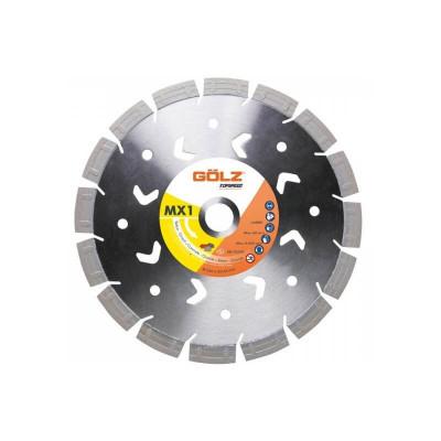 Deimantinis diskas GOLZ MX1...