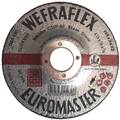 Akmens pjovimo diskas WEFRA...