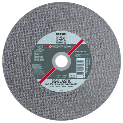 Pjovimo diskas PFERD 80...