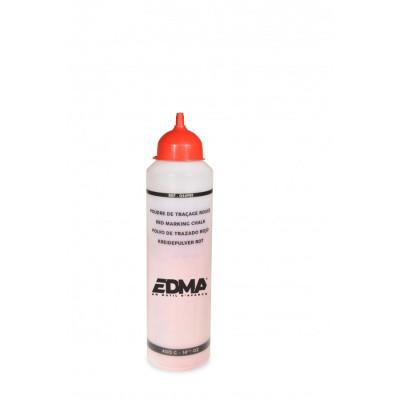 Raudona pudra EDMA 400g