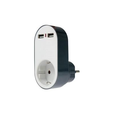 Lizdas-USB adapteris...