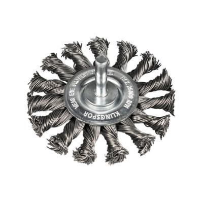 Metalinis šepetys KLINGSPOR...